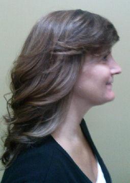 Honey Highlights Hair style